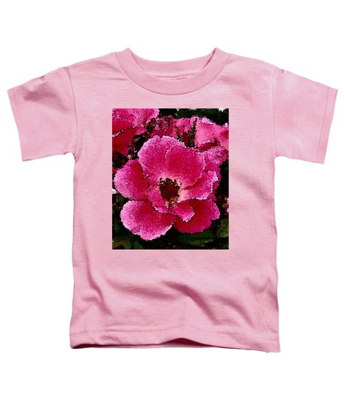 Flower Painting Collection 19 Toddler T-Shirt
