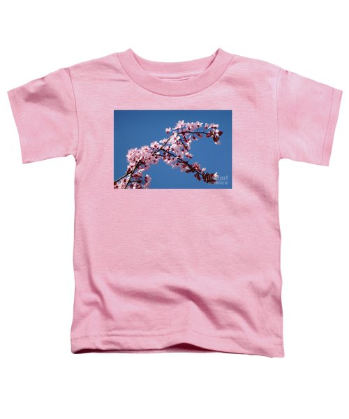 Flowering Of The Plum Tree 4 Toddler T-Shirt