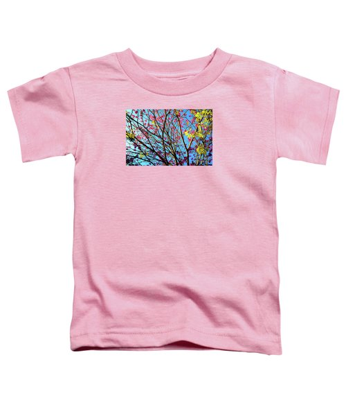 Flowers And Trees Toddler T-Shirt