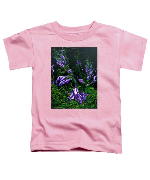 Flowers From The Failed Fiction Toddler T-Shirt