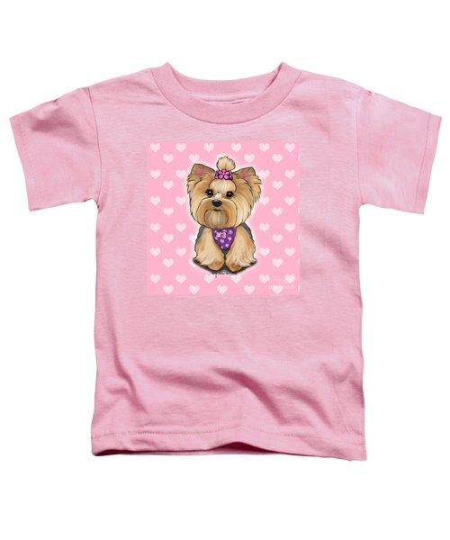 Fofa Hearts Toddler T-Shirt