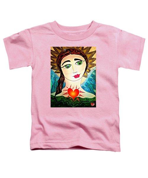 Folk Athena Toddler T-Shirt