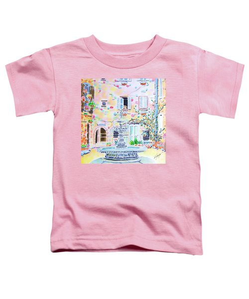 Fontaine Toddler T-Shirt