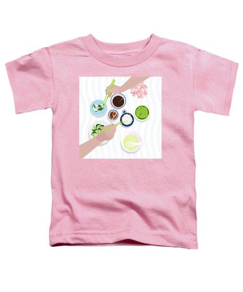 Food Toddler T-Shirt