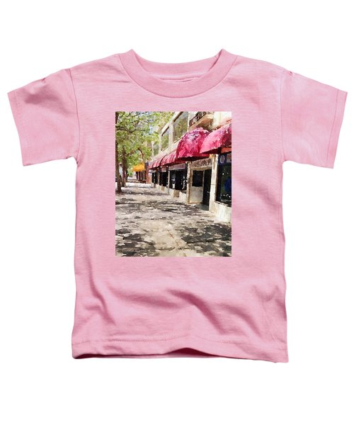 Fourth Avenue Toddler T-Shirt