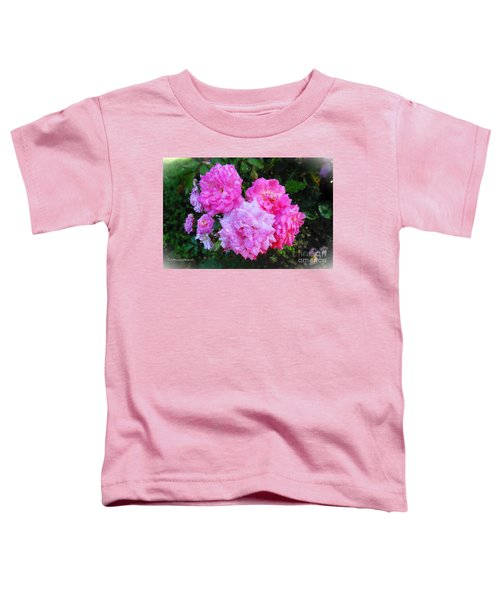 Frank's Roses Toddler T-Shirt