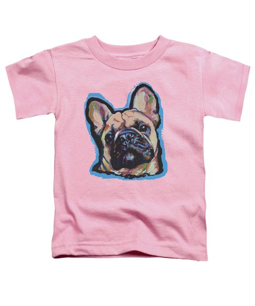 French Me Up Toddler T-Shirt