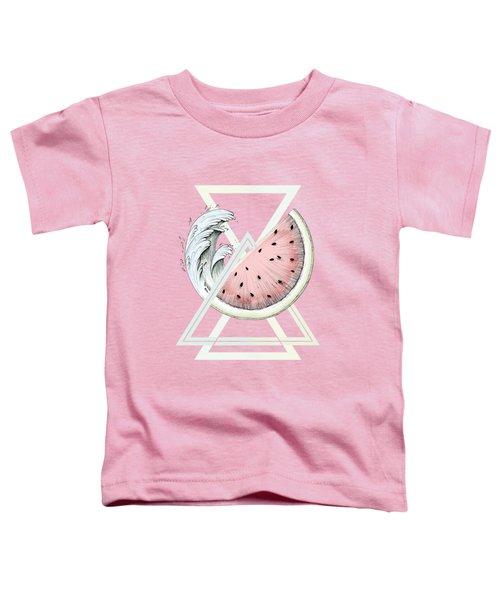 Fresh Toddler T-Shirt by Barlena