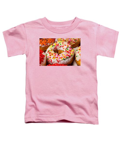 Fresh Donuts Toddler T-Shirt