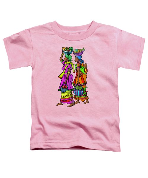 From The Market Toddler T-Shirt