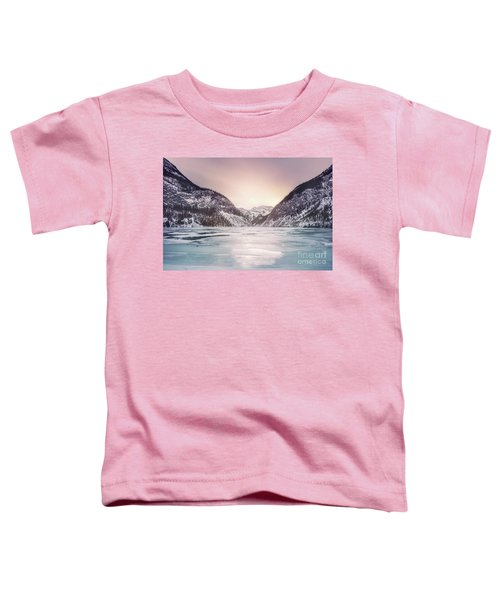 Frozen By The Sun Toddler T-Shirt