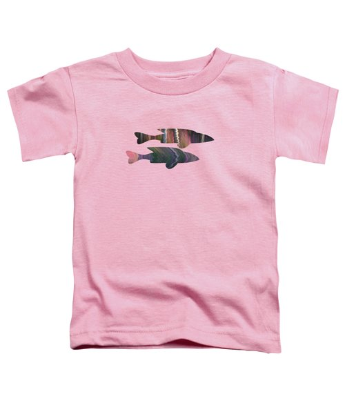 Fuchsia Fuchsia Toddler T-Shirt