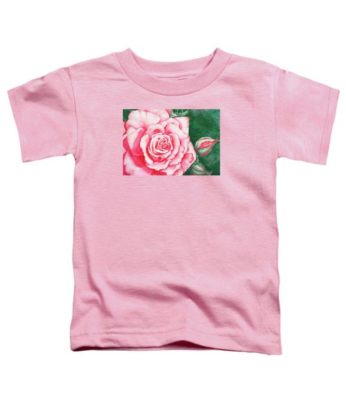 Full Bloom Toddler T-Shirt