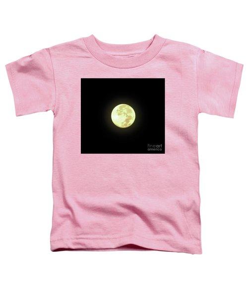 Full Moon August 2014 Toddler T-Shirt