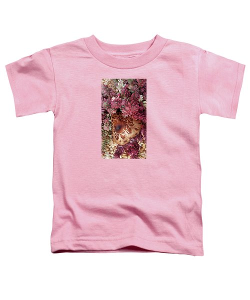 Fungus And Succulents Toddler T-Shirt