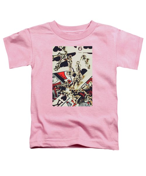 Game Of Still Life Toddler T-Shirt