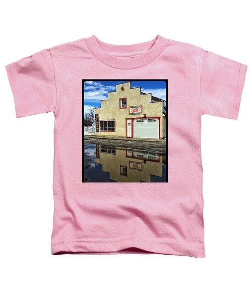 Garage Reflection Toddler T-Shirt