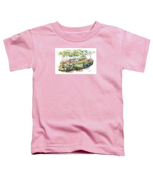 Garden, Dark Side Toddler T-Shirt