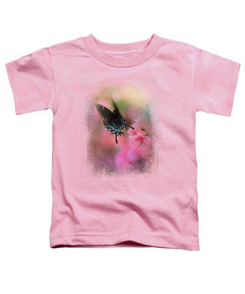 Garden Friend 1 Toddler T-Shirt by Jai Johnson