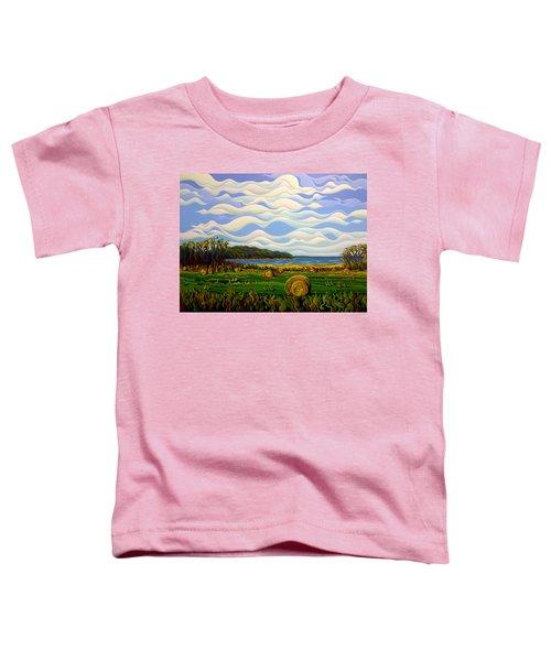 Gaspe's Grand Serenousphere Toddler T-Shirt