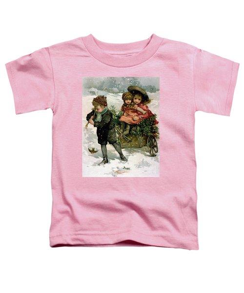 Gathering Holly Toddler T-Shirt