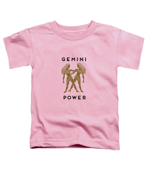 Gemini Power Toddler T-Shirt