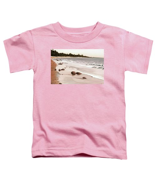 Georgian Bay Beach Toddler T-Shirt