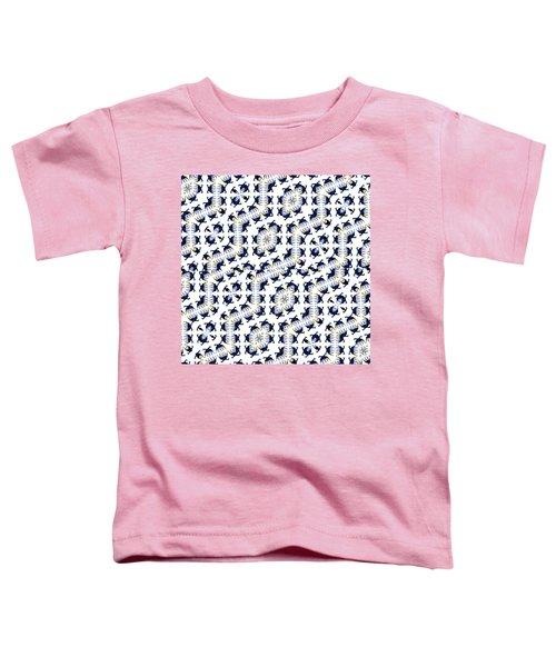 Giraffe Abstract 02 Toddler T-Shirt
