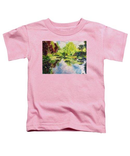 Giverney Toddler T-Shirt