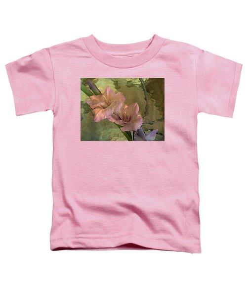 Gladiolas Toddler T-Shirt