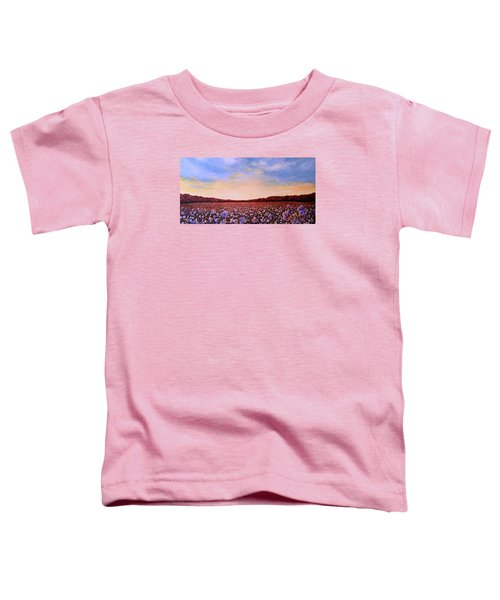 Glory Of Cotton Toddler T-Shirt
