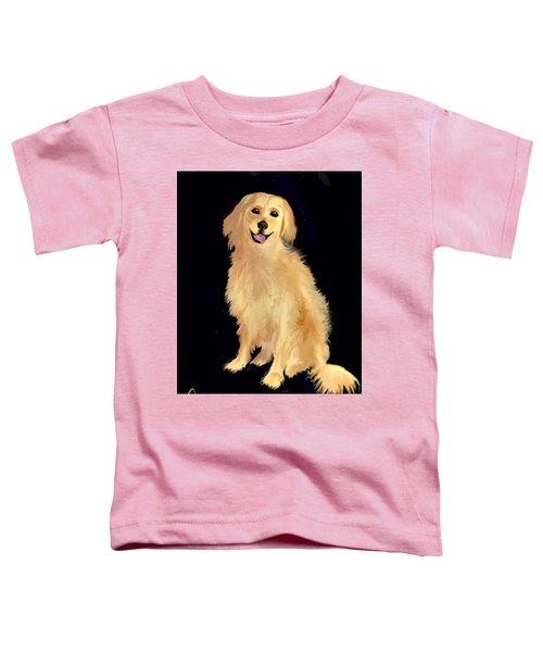 Golden Lab Toddler T-Shirt