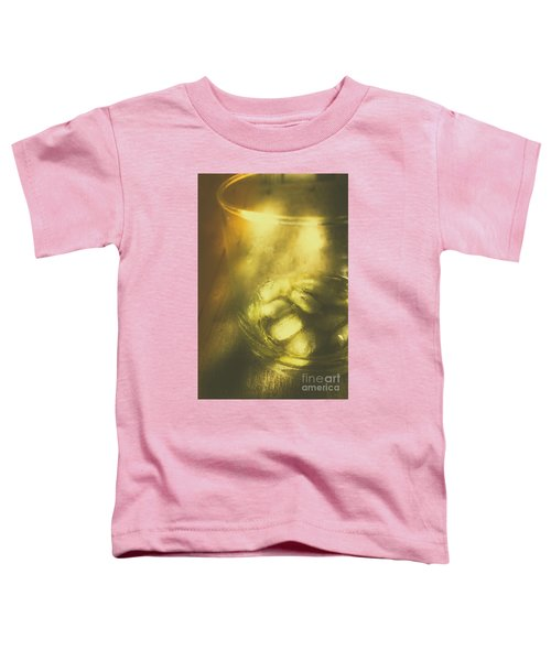 Golden Saloon Afternoon Toddler T-Shirt
