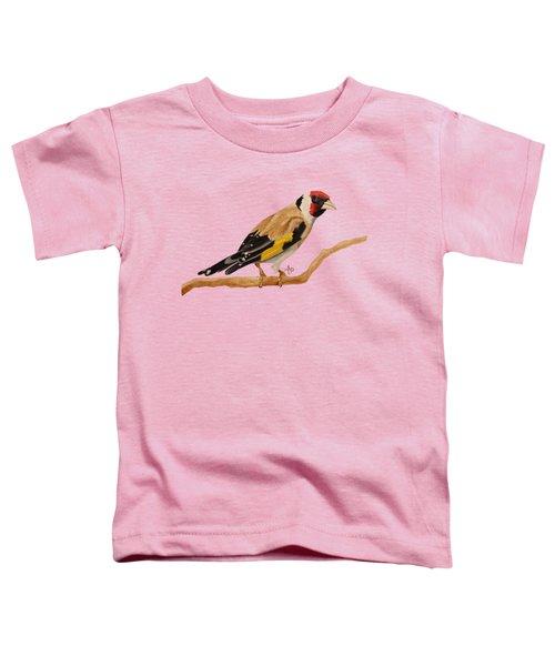 Goldfinch Toddler T-Shirt