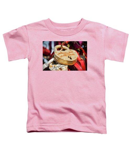 Goldielocks Toddler T-Shirt