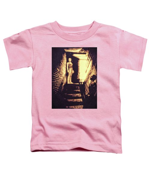 Good Neighbors  Toddler T-Shirt by Bob Orsillo