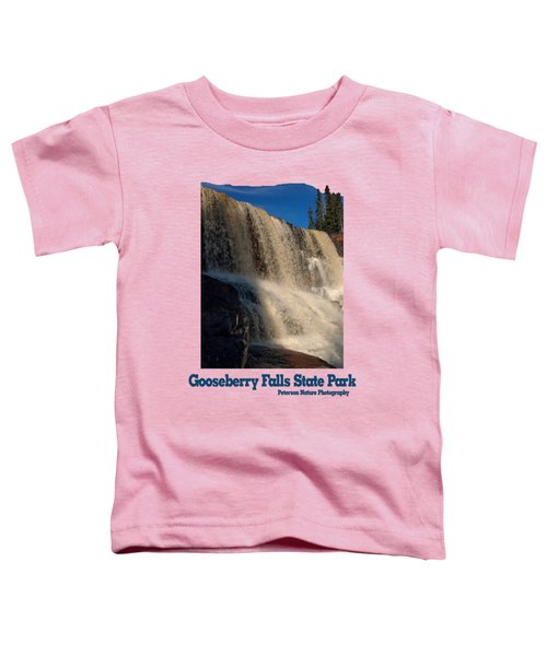 Gooseberry Falls Toddler T-Shirt