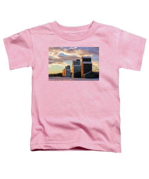 Granary Row Toddler T-Shirt