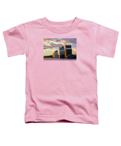 Granary Row Toddler T-Shirt