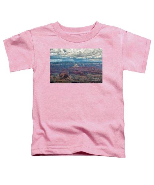 Grand Canyon Storms Toddler T-Shirt