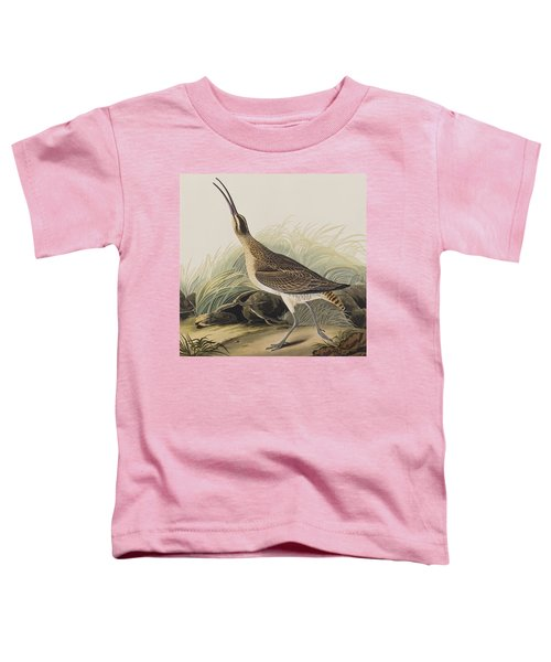 Great Esquimaux Curlew Toddler T-Shirt