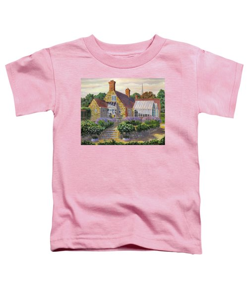 Great Houghton Cottage Toddler T-Shirt