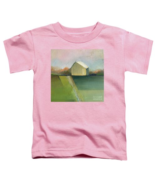 Green Field Toddler T-Shirt