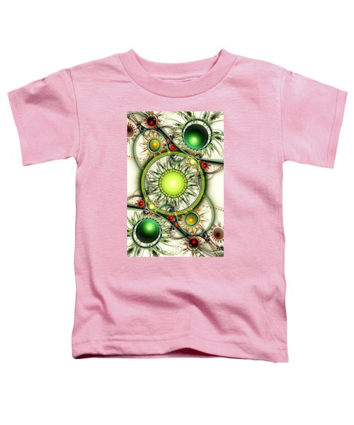 Green Jewelry Toddler T-Shirt