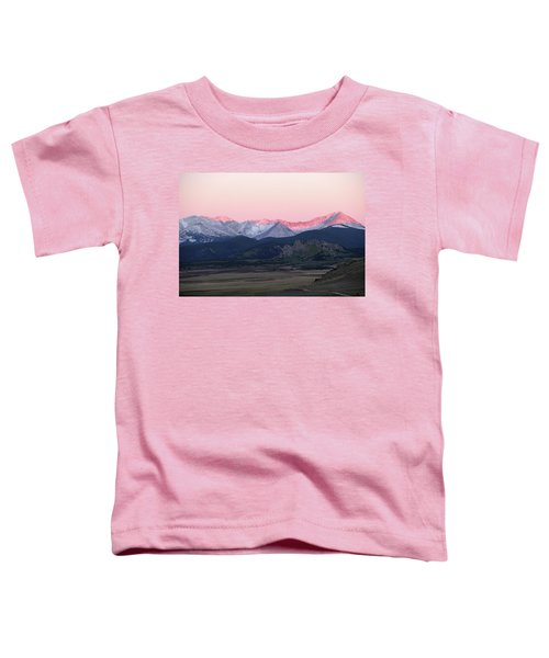 Guanella Sunrise Toddler T-Shirt