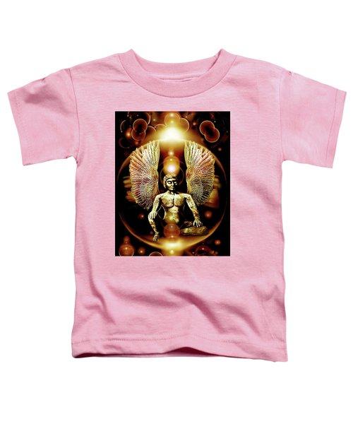 Guardian  Archangel Toddler T-Shirt