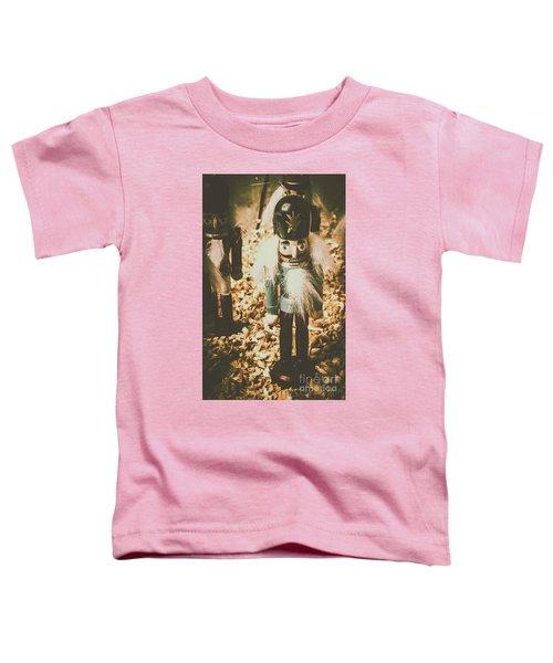Guards Of Nutcracker Way Toddler T-Shirt