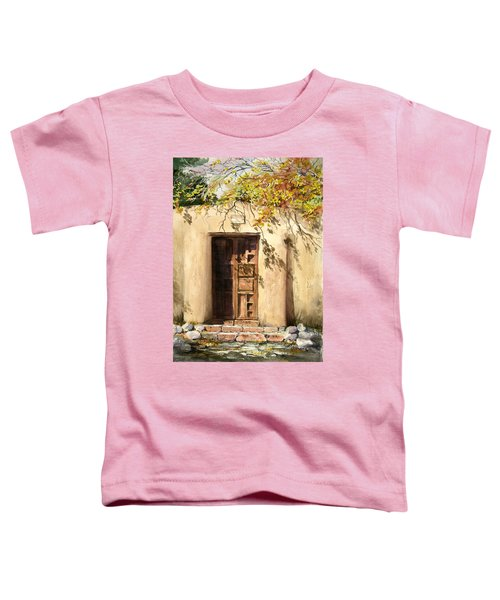 Hacienda Gate Toddler T-Shirt