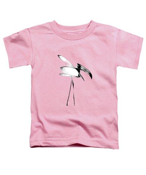 Haggard Toddler T-Shirt by Asok Mukhopadhyay