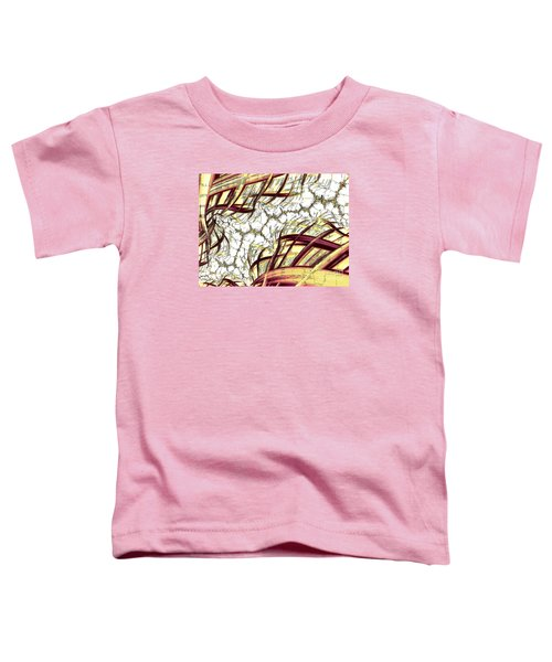 Hairline Fracture Toddler T-Shirt